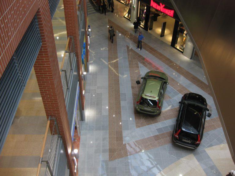 Obchodně společenské centrum Forum Liberec